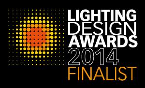 lighting design awards 2014 british lighting designers